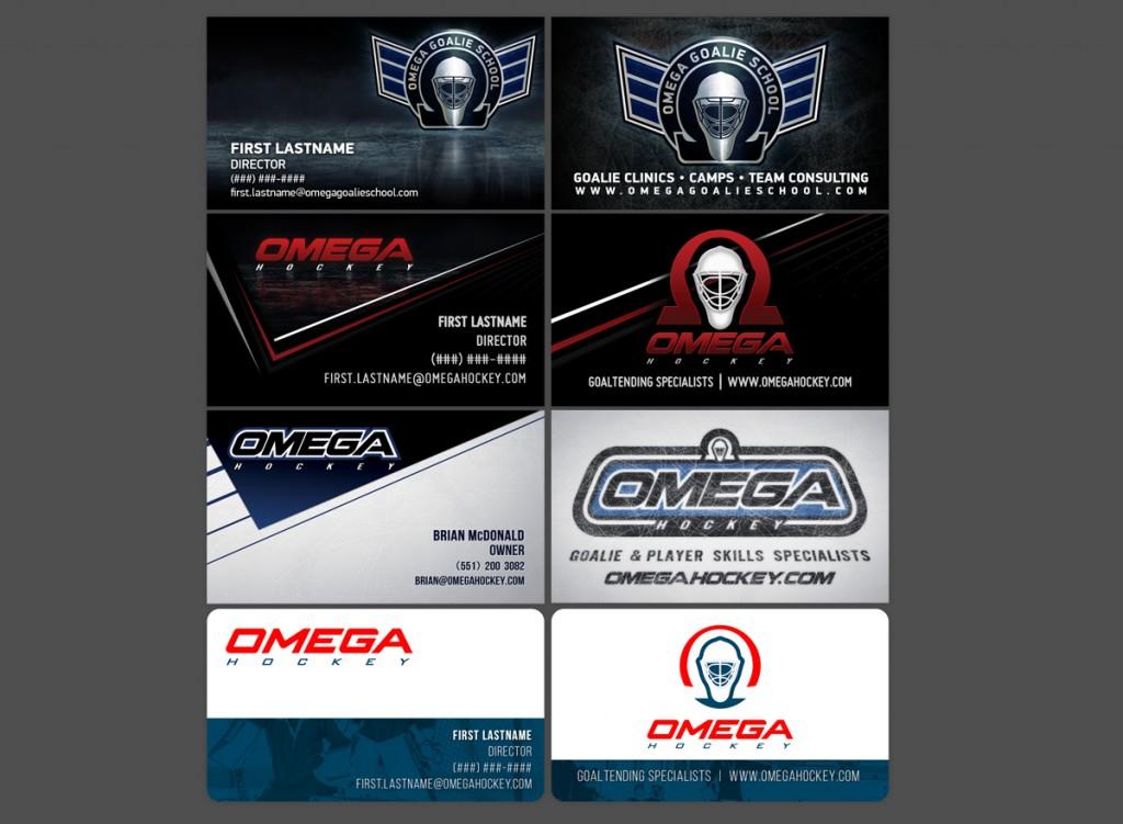 Business Card design evolution