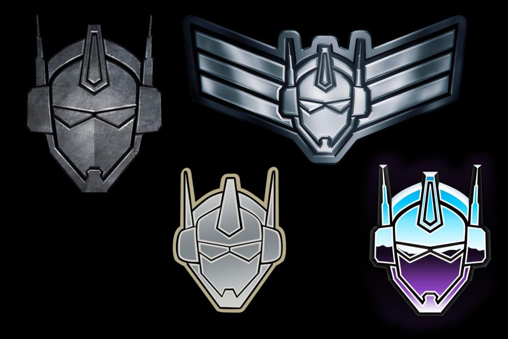 Multi-generational faction symbols