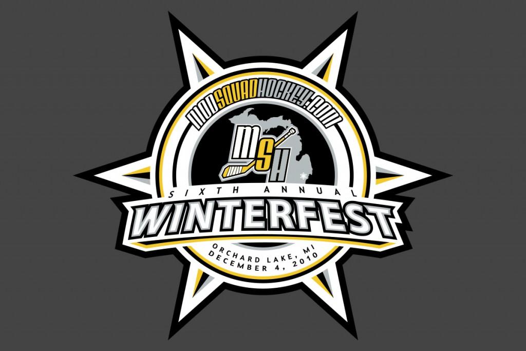 Winterfest Logo Design