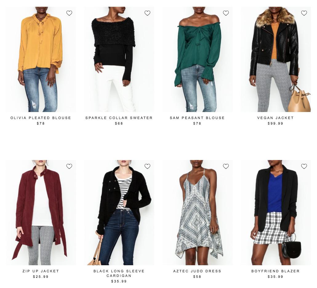 e-commerce fashion photos